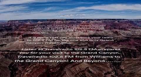 Grand Canyon Radio spot